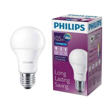 Led Philips 10 5 Watt jual philips lu led 10 5 watt harga
