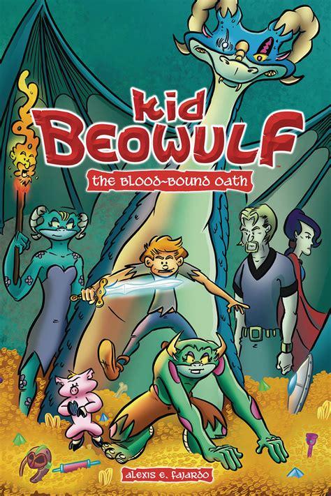 blood oath the darkest drae volume 1 books previewsworld kid beowulf ed gn vol 01 blood bound