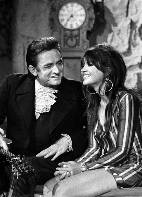 Linda & Johnny Cash from the Johnny Cash Show 1969 in 2019