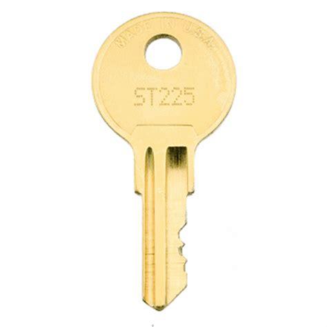 hon desk key replacement hon st101 st225 replacement easykeys com