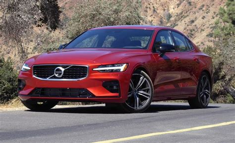 2019 volvo s60 r drive 2019 volvo s60 sedan review ny daily news