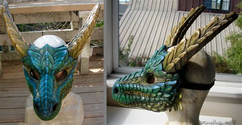 Handmade Cast Nets For Sale - resin mask by zarathus on deviantart