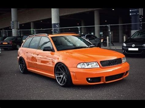 Audi S4 B5 Tuning by Audi A4 B5 Avant Tuning Wow Youtube
