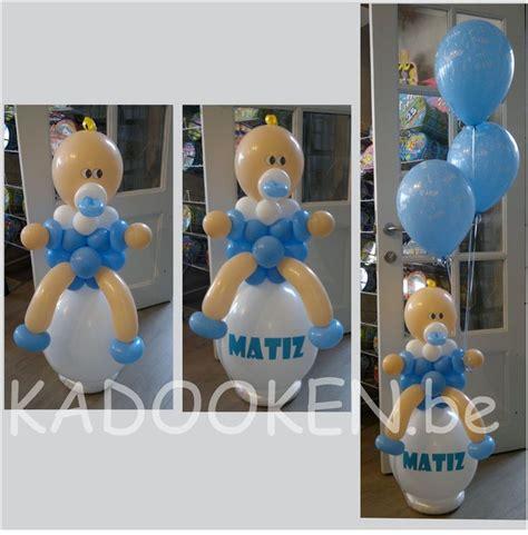 zelf l maken ballon 25 beste idee 235 n over babyborrel ballonnen op pinterest