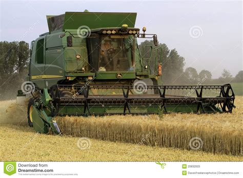 Steunk Combines Modern Tech With Elements by Modern Combine Harvester Editorial Stock Photo Image