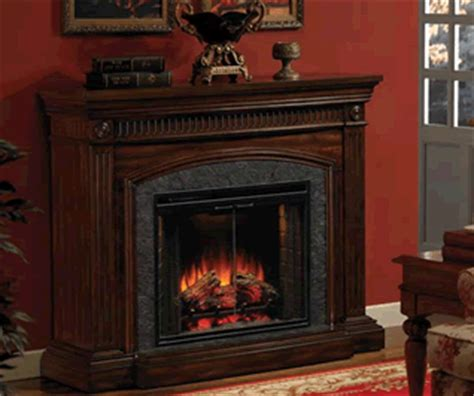 International Electric Fireplace by International Electric Fireplace Remote