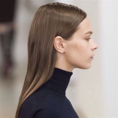Sleek Hairstyles by Best 25 Sleek Hair Ideas On Sleek Hairstyles