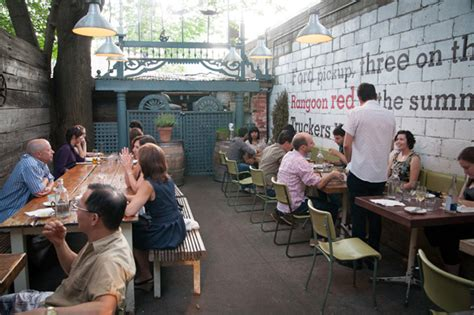 Patio Restaurants Toronto by The Top 20 Patios For Brunch In Toronto