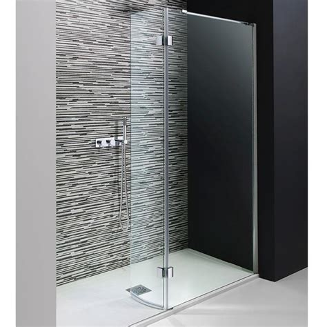 1600mm Shower Bath walk in easy access shower panel simpsons showers