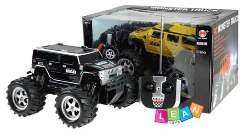 Spielzeug F Rs Auto by Rc Monster Truck Hummer 1 16 Ferngesteuerter Jeep