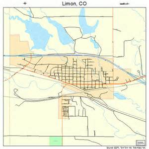 limon colorado map 0844980
