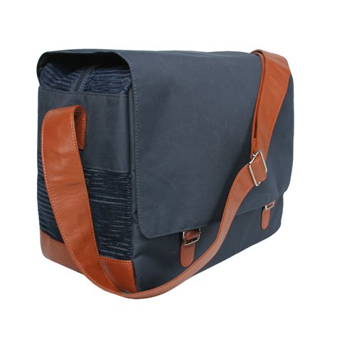 town school for dogs back to school work or play a cool messenger bag for fall bark and swagger