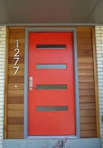 Midcentury Modern Front Door - crestview doors pictures of modern front doors for mid century modern houses 1950 s ranch