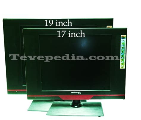 Harga Tv Merk China 17 Inch tv led murah merk animax tevepedia