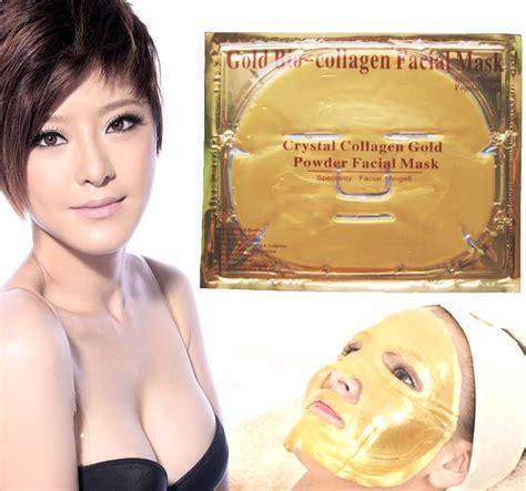 Masker Emas 24k masker emas topeng gold collagen dealova