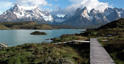 patagonia  place  undeniable pull  beauty