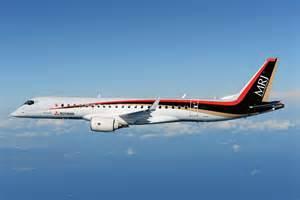 Mrj Mitsubishi Mitsubishi Mrj Rolls Out After Four Year Delay Airways