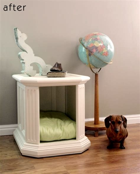 dog house end table end table dog bed petdiys com