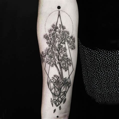 geometric tattoo la geometric tattoos by turkish artist okan u 231 kun bored panda