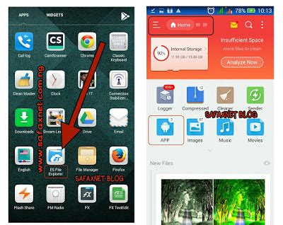 how to find apk files on android how to backup and find the apk file of any app on android safaxnet