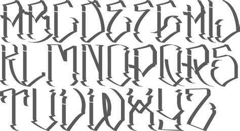 myfonts gangster fonts
