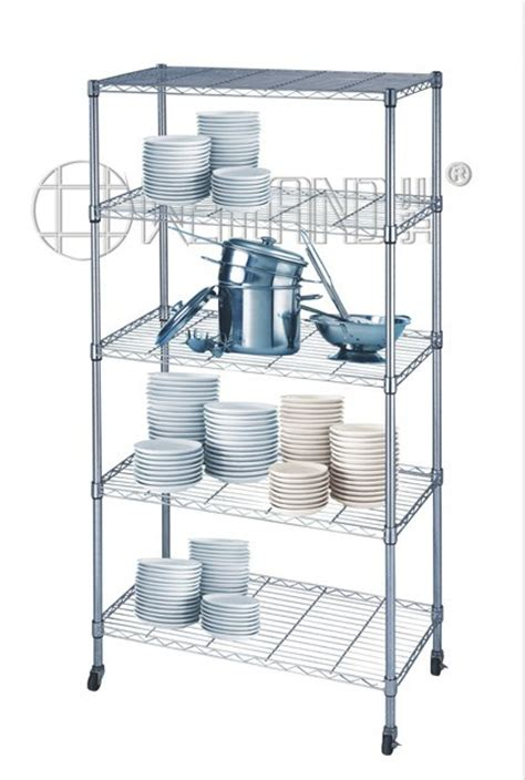 china industrial kitchen wire shelving ld9045180a5w2