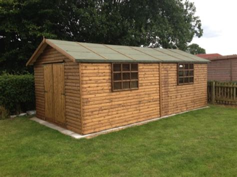 Sheds Lincolnshire by Apex Sheds In Lincolnshire