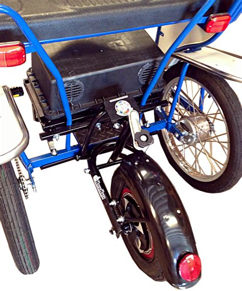 Electric Cycle Motor by Electric Pedal Assist Electric Surrey Bike Electric