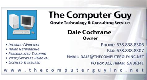 Computer Login Cards Template by Store Business Cards On Computer Gallery Card Design And