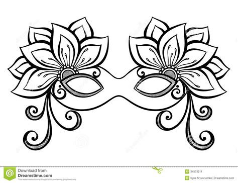 masquerade masks templates the gallery for gt printable lace masquerade mask template