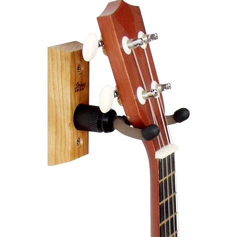 String Swing Hardwood Home And Studio Ukulele Hanger