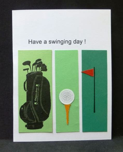 printable birthday cards golf theme 288 best male birthday cards images on pinterest