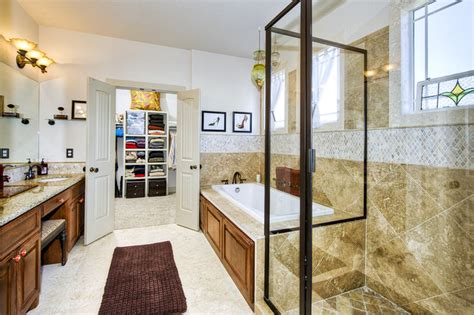 bathroom walk in closet designs imaging austin traditional bathroom austin by