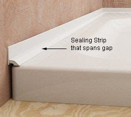 how to seal bathtub sealing the gap between wall tiles and bath or shower