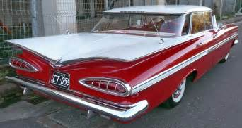 1959 chevy impala vintage cars