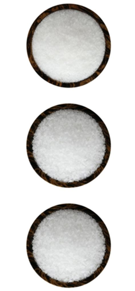 is kosher salt the same as table salt tip of the day can you substitute kosher salt or sea salt