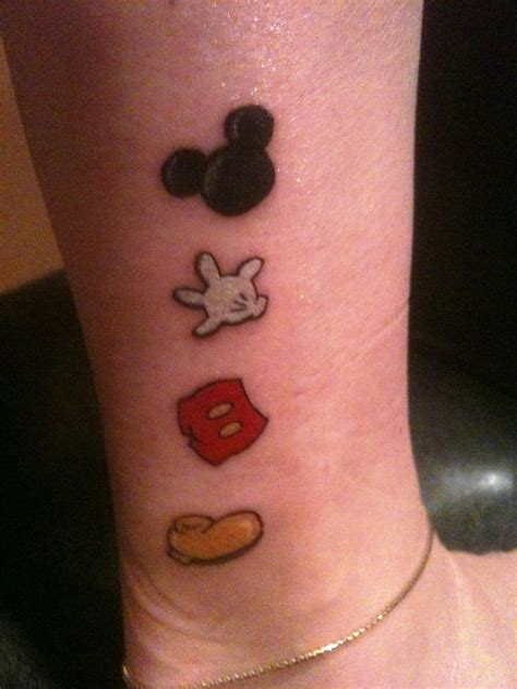 small disney tattoo 20 small disney tattoos ideas yo