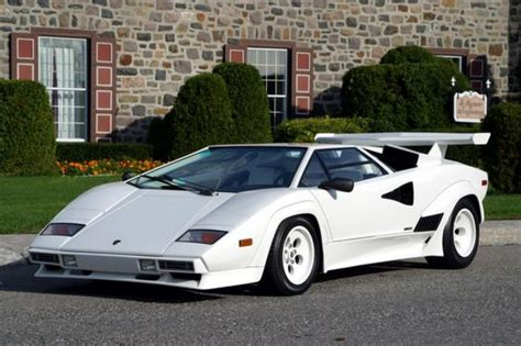 How Many Own Lamborghinis Lamborghini Countach Photos Informations Articles