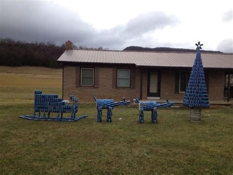 redneck christmas decorations you might be a redneck