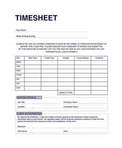 weekly timesheet template weekly timesheet template consultant weekly timesheet