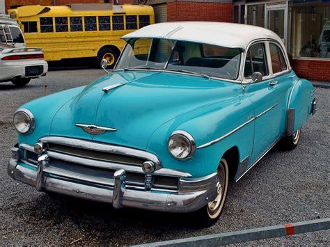 chevrolet 4 door diesen 1950 180 er chevrolet 4 door styleline deluxe sedan