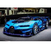 It Cars — Bugatti Vision Gran Turismo Project Image By Reza