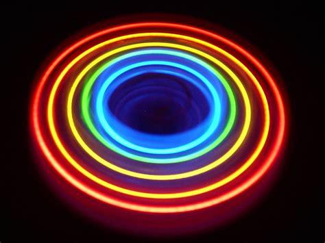 How To Build This Amazing Spinning Rainbow Light Wheel Rainbow Lights