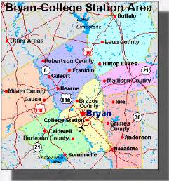 map college station