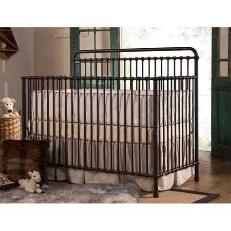 franklin ben winston 4 in 1 convertible iron crib in