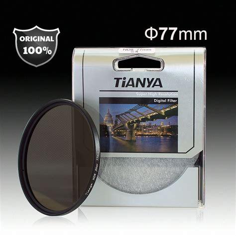 Tianya Nd8 Glass 77mm Tianya 77mm Nd8 Nd 8 Neutral Density Nd Filter 0 9 Optical
