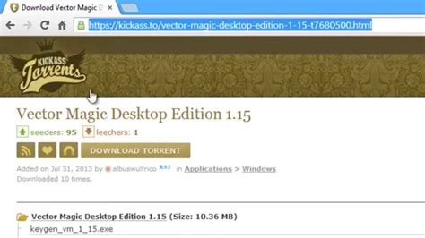 tutorial vector magic pdf tutorial 1 how to download vector magic for free youtube