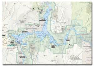 lake mead nra geography climate map desertusa