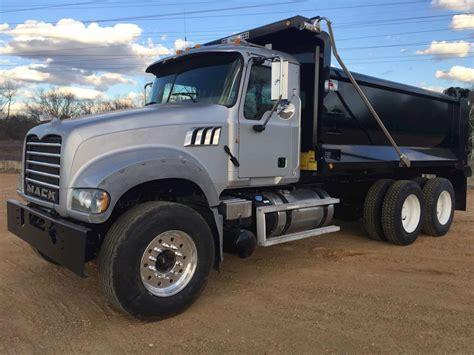 mack dump truck 2012 mack gu713 dump truck for sale 187 608