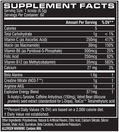 Suplemen C4 cellucor c4 60 servings